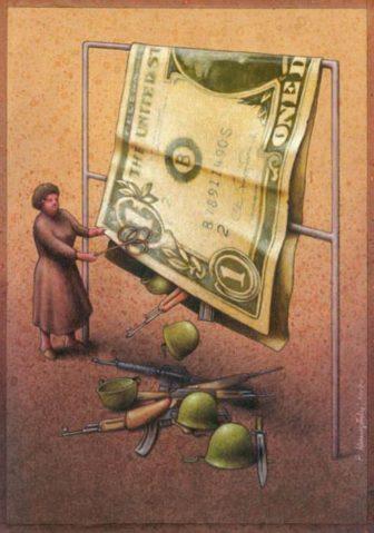 Paul Kuczynski's Social Commentary Art