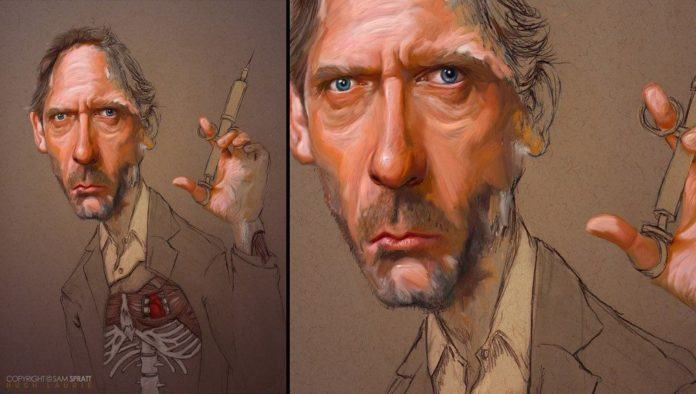 house-tv-series-fan-art-painting-sam-spratt
