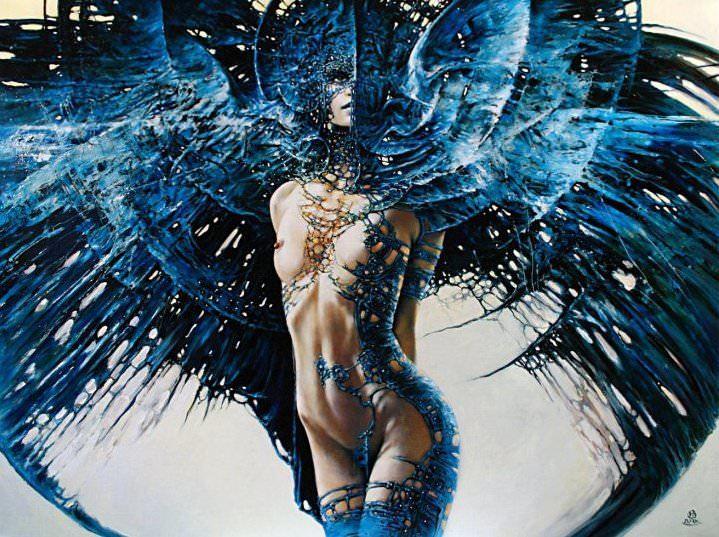 Swimming nude women-5956