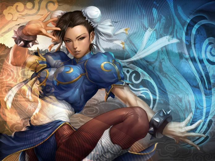 chunli style sexy superhero manga anime action character hero girl warrior asian
