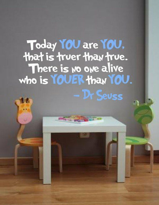 dr seuss you are true cute inspirational image quotes kids book author artist poet life advice