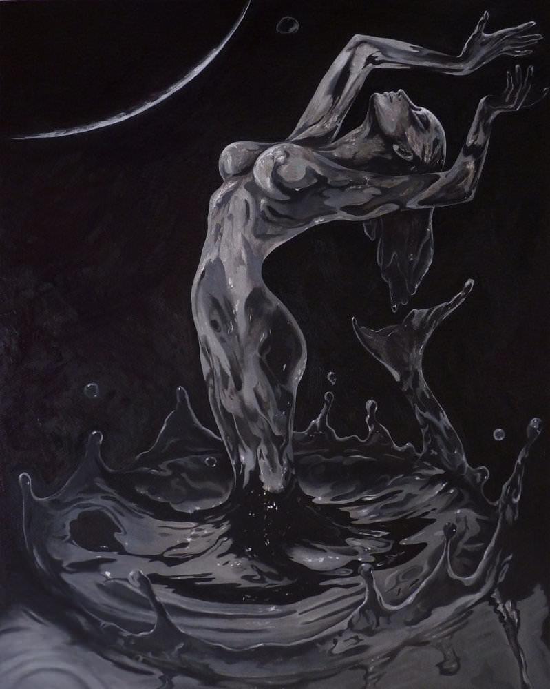 Swimming nude women-6806