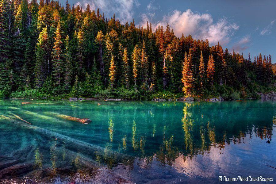Real Fairytale Landscapes fairy tale rainbow hue...
