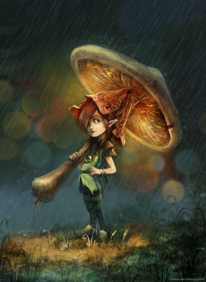 girl from a fairy - photo #42