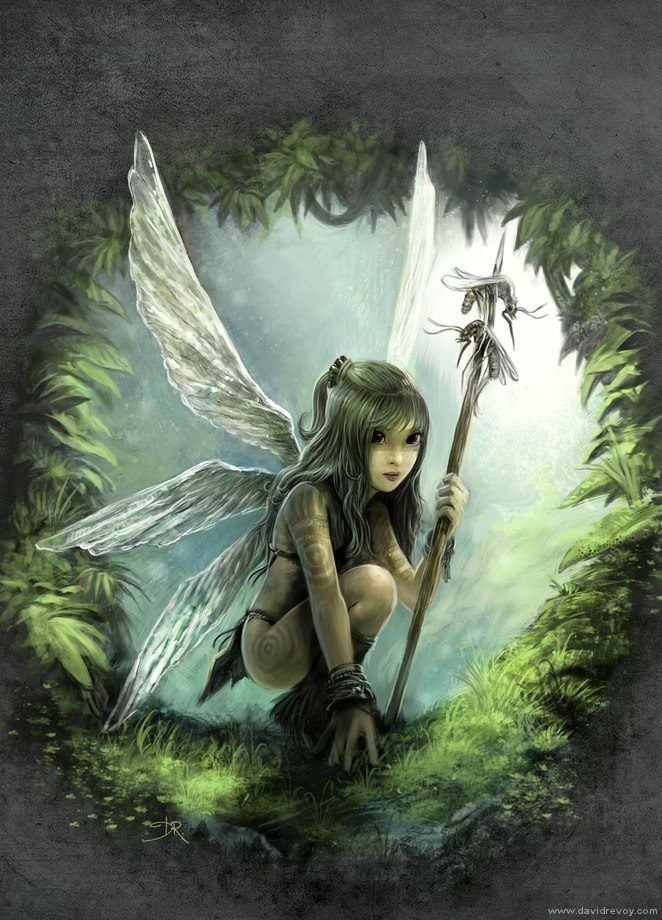 girl from a fairy - photo #18