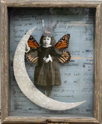 Antique Fairies by Stephanie Rubiano