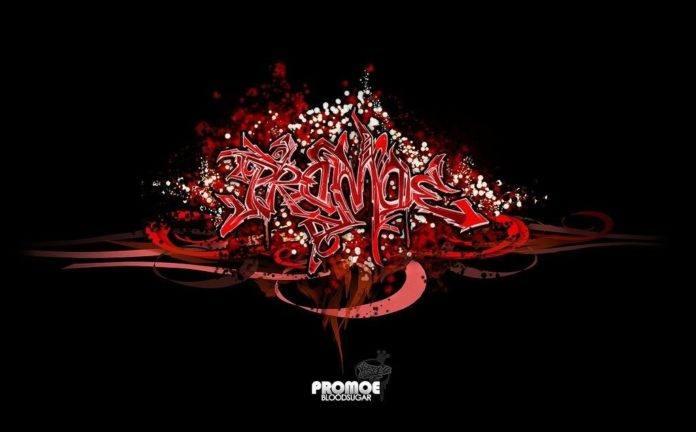 Promoe Bloodsugar Photoshop graphic design by Riyaan Shinjuku Wiener