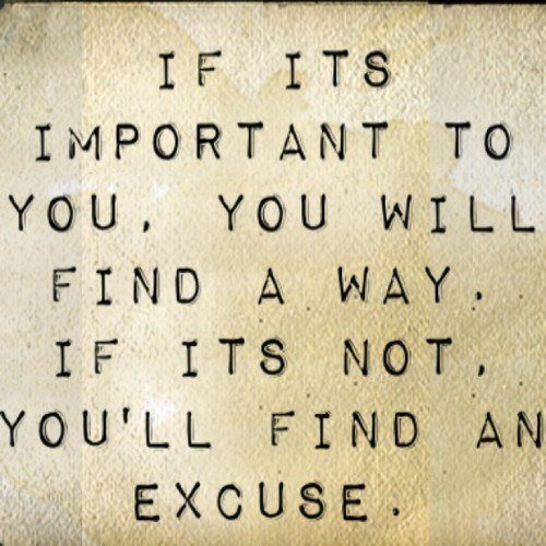 Inspirational image quote giving life advice about what is important and waht isn't.