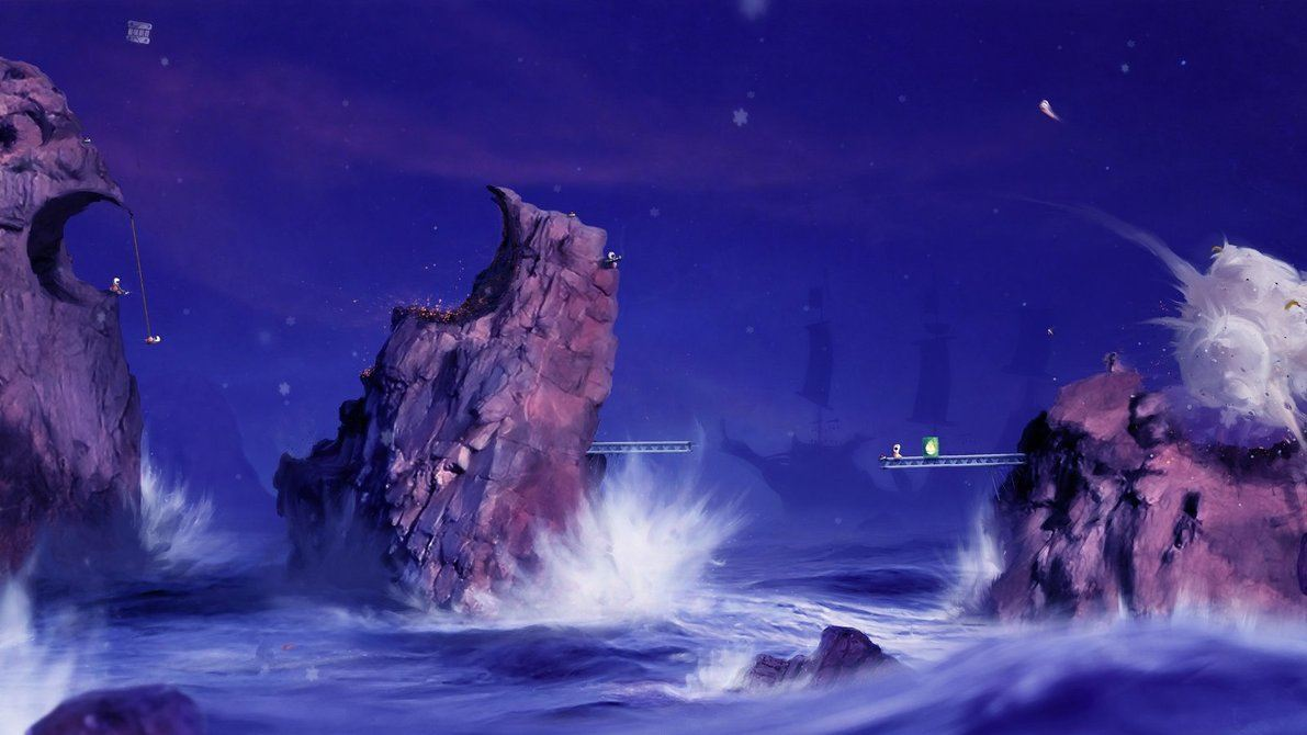 Mikaël Aguirre turns Video Games into Paintings - Mayhem