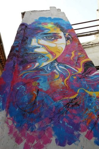 The Graffiti of Life by C215