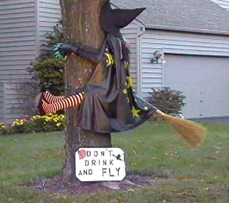Image result for funny witch on a broomstick