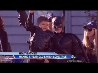 Batkid will save your Faith in Humanity