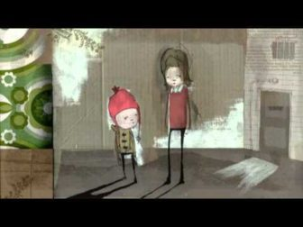 """Blue Chopper"" – an Animated Story about Love and Bicycles"