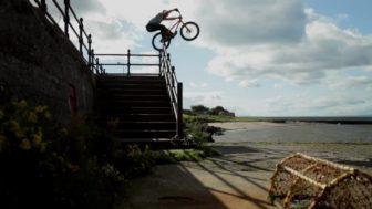 Danny MacAskill Trick Bikes across Scotland