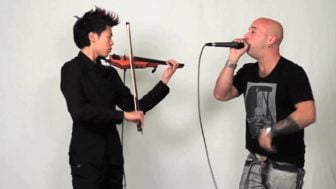 Electric Violin and Beatbox: Moonlight Grenade