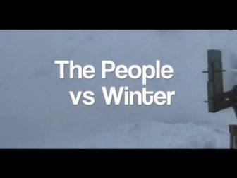 It Snow Joke: The People vs Winter