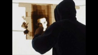 Making Art with Brown Packing Tape
