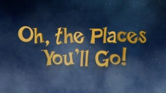 """Oh, the Places You'll Go!"" – A Dr Seuss Rhyme Performed at Burning Man Festival"