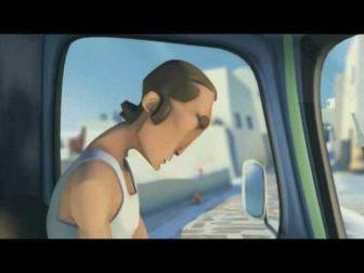 Oktapodi – A Funny Animated Love Story