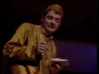 Rowan Atkinson Comedy: Drunk English in an Indian Restaurant