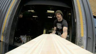 Shaun White's Birth of a Snowboard