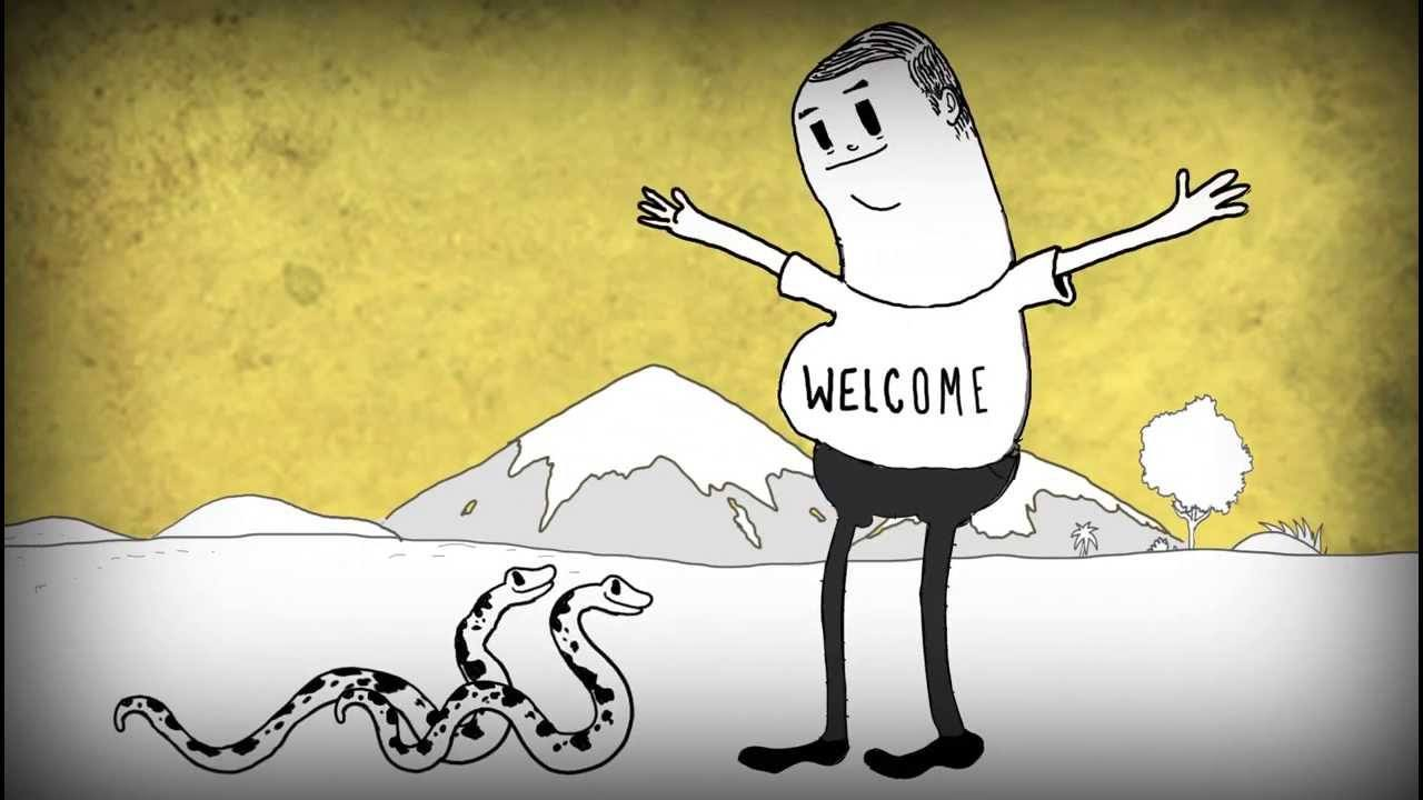 Steve Cutts Animates The Industrial Evolution Of Man