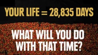The Time You have in Life (In Jellybeans)