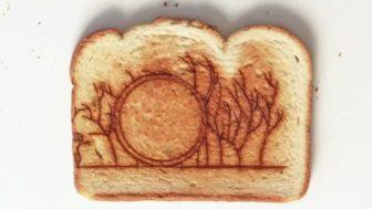 Toast Animation for OK Go's Last Leaf