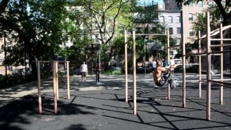 Watch This and You'll Want to Play on Monkey Bars