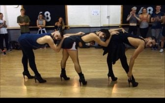 When Men do Sexy Dance Moves Better than Women